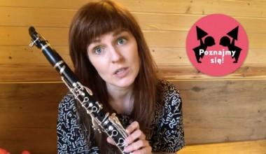 Kot na klarnecie